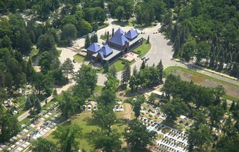 Cemetery management in Debrecen (HU)