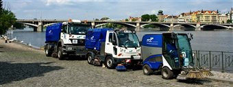 fcc environment cleaning truck fleet
