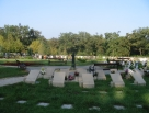Maintenance of public cemetery