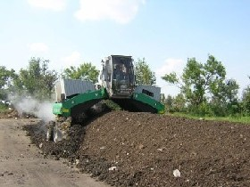 Composting in Debrecen