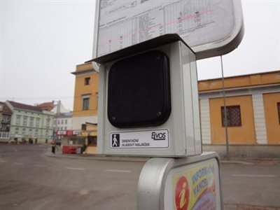 .A.S.A. in Znojmo helps the blind