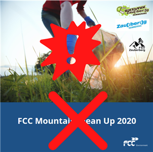 ABSAGE: FCC Mountain Clean Up 2020 am Zauberberg Semmering