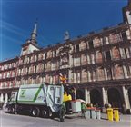 Waste collection in Madrid, FCC Group