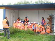 Excursion in ASMJ within the framework of the Waste Management Hierarchy project