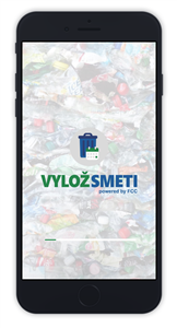Track your waste; FCC Environment CEE App