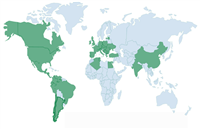 FCC in the world_map