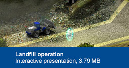 FCC Landfill operation (interactive presentation, 3.7 MB)