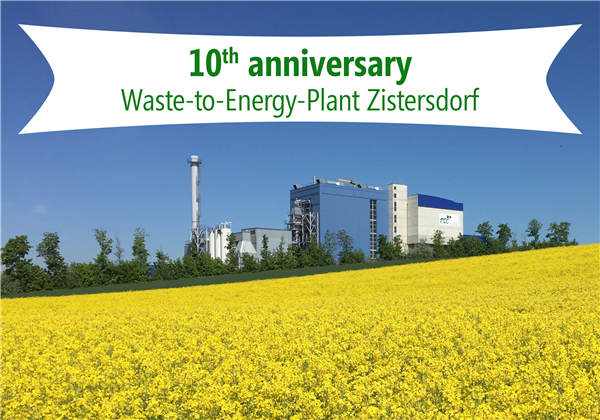 10th anniversary of FCC Waste2Energy Plant Zistersdorf
