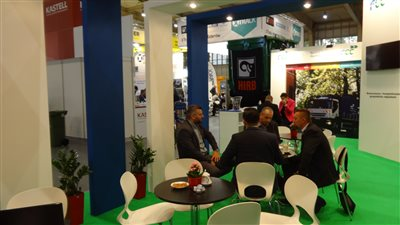 FCC Environment brand present at 2 ecological trade fairs in the same time