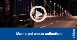 Municipal waste collection