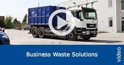 Business Waste Solutions for industrial customer