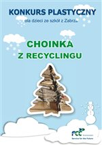 Konkurs Choinka z recyclingu