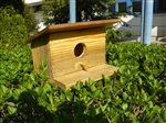 Bird houses from .A.S.A.